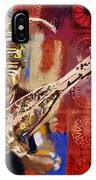 South Asian Art IPhone Case