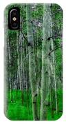 Spectacular Aspens IPhone X Case