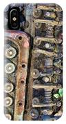 Spinal Column IPhone Case