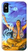 Spirit Of The Eagle IPhone Case