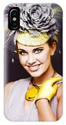 Spring Carnival Beauty IPhone Case