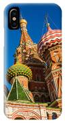 St. Basil's Cathedral - Square IPhone Case