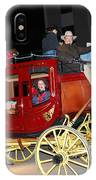 Stagecoach IPhone Case