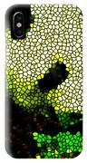 Stained Glass Panda 2 IPhone Case
