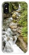 Stanghe's Waterfalls IPhone Case