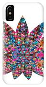 Star Ufo U.f.o. Sprinkled Crystal Stone Graphic Decorations Navinjoshi  Rights Managed Images Graphi IPhone Case