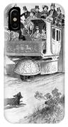 Steam Carriage, 1832 IPhone Case