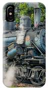 Steam Power IPhone Case