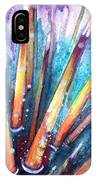 Spine Of Urchin IPhone Case by Ashley Kujan