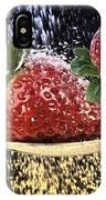 Strawberries IPhone Case