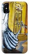 Street Art Valparaiso IPhone X Case