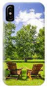 Summer Relaxing IPhone Case