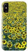 Sunflower Nirvana 13 IPhone Case