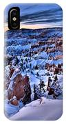 Sunrise At Bryce IPhone Case