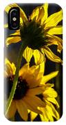 Sunshine On My Shoulders IPhone Case