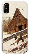 Surviving The Elements IPhone Case