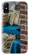 Charleston Sweet Grass Baskets IPhone Case
