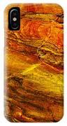 Sweet Potato Pie  Rock In Petra-jordan IPhone Case