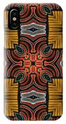 Symmetrica 319 IPhone Case