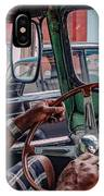 Taxidriver IPhone Case