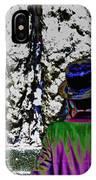 Technicolor Chassid IPhone Case