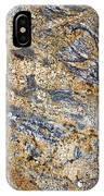 Texture Of Marble Background Closeup  IPhone Case