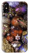 The Beauty Of Christmas IPhone Case