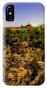 The El Tovar Hotel At The Grand Canyon IPhone Case