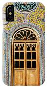 The Golestan Palace In Tehran Iran IPhone Case