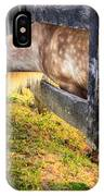 The Grass Is Greener... IPhone Case