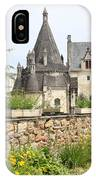 The Kitchenbuilding Of Abbey Fontevraud IPhone Case