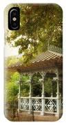 The Ladies Pavilion IPhone Case