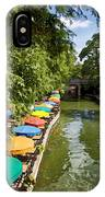 The River Walk IPhone Case