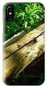 The Sapling IPhone Case