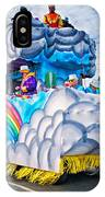 The Spirit Of Mardi Gras IPhone Case