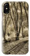 The Spring Forest IPhone Case