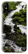 The Water Snake IPhone Case