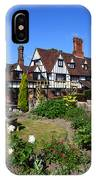The Weavers Southborough Kent IPhone Case