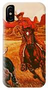 The Wranglers IPhone Case