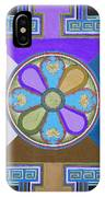 Tibetan Mandala IPhone Case