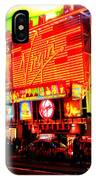 Times Square - New York IPhone Case
