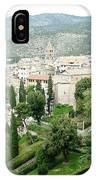 Tivoli Italy Park IPhone Case