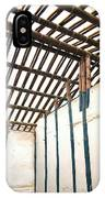 Traditional Chinese Bamboo Structure IPhone Case