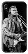 Musician Travis Tritt   IPhone Case