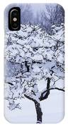 Tree Frosting IPhone Case