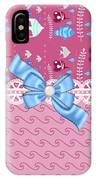 Cute Tropical Fish IPhone Case