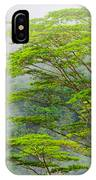 Tropical Forest, Seychelles IPhone Case
