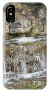 Turtle Head Falls  IPhone Case