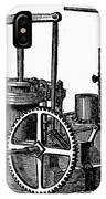 Twin-screw Steamer, 1878 IPhone Case