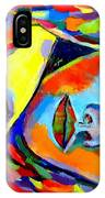 Two Energies IPhone Case